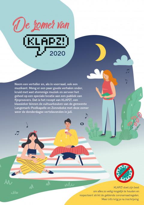 De zomer van KLAPZ! 2020